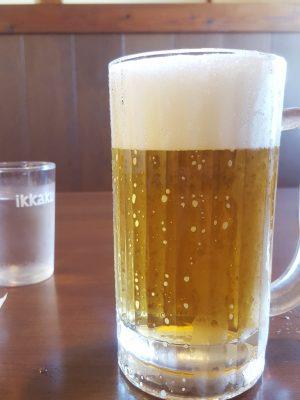 一鶴のビール