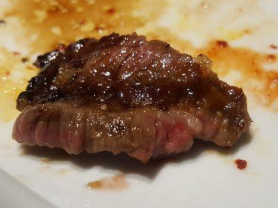 うーむ、肉がうまい